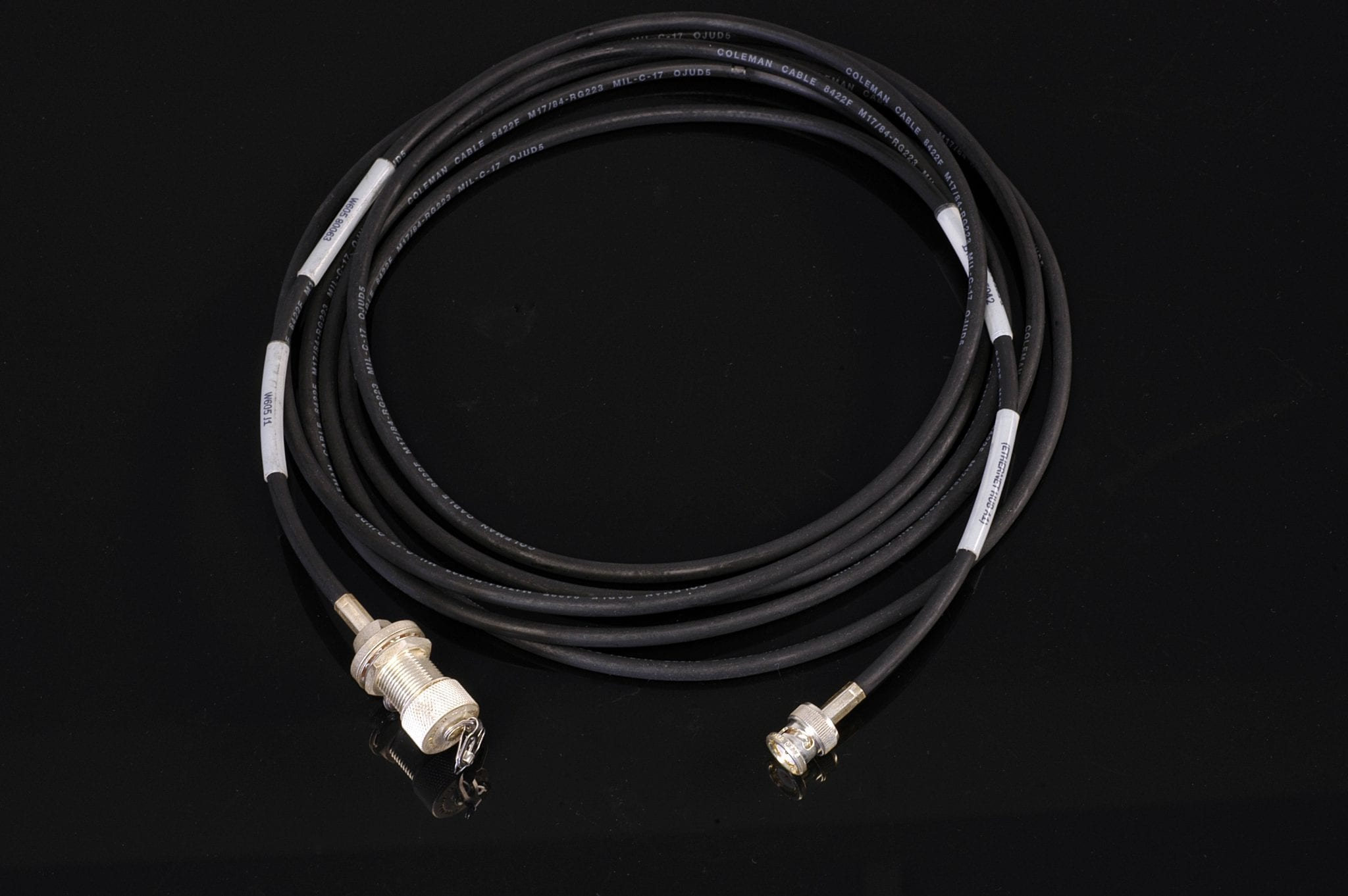 Carrio Cabling Military Cable Assembly