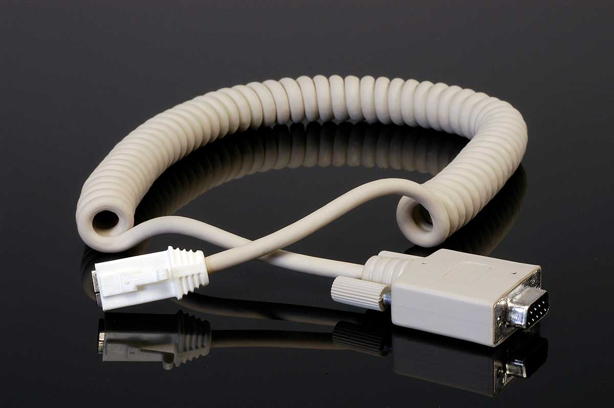 carrio cabling custom molded medical cable assembly