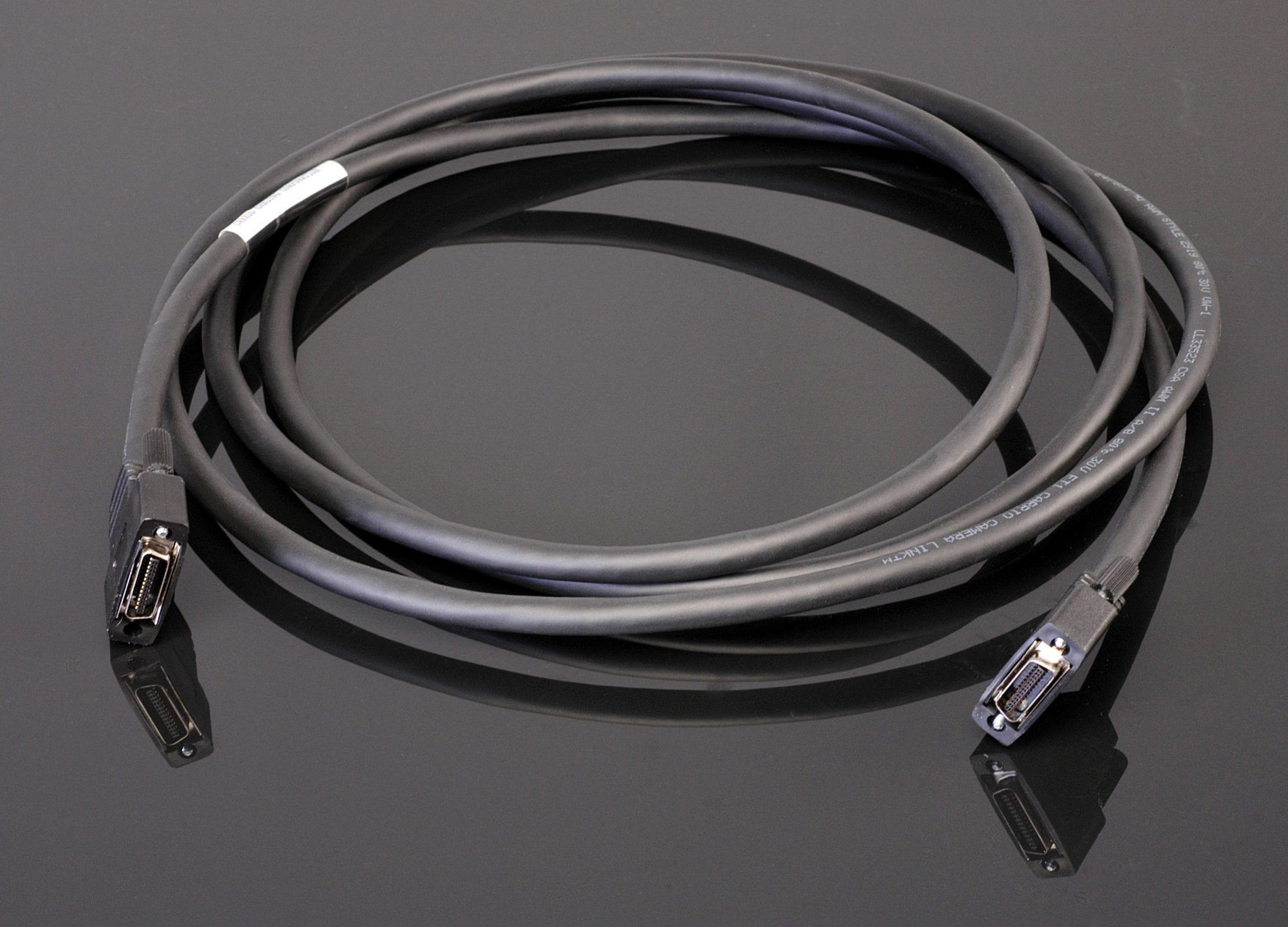 Carrio Cabling Camera Link